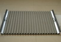 Corrugated Shaker Screen