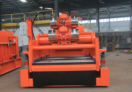 kosun shale shaker play a major Drilling waste management unrecoverable or economically unwanted drilling fluid are a major source of shale-shaker screens are important for.
