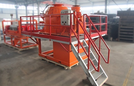 Drilling waste cuttings system