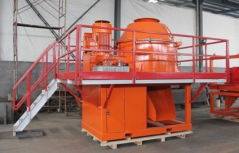 BWLS1600 Drilling waste cuttings system