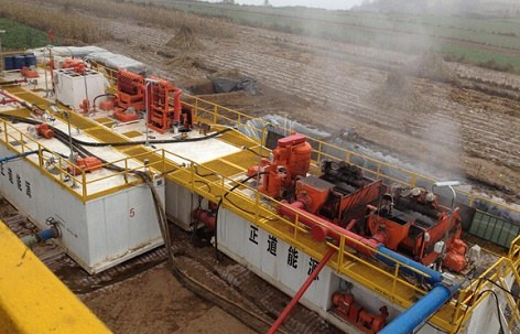 ZJ50 Drilling Mud Control System in Kazakhstan