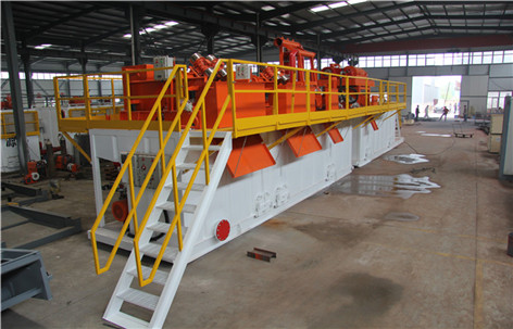 CBM Drilling Mud Purification System