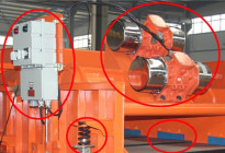 active parts of shale shaker