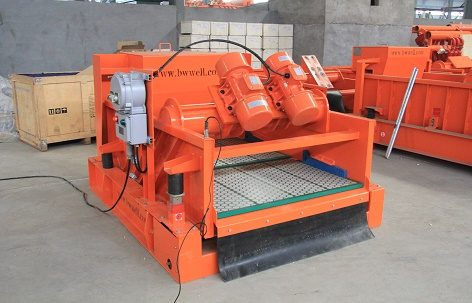 BWZS85-2P Shale Shaker for sale