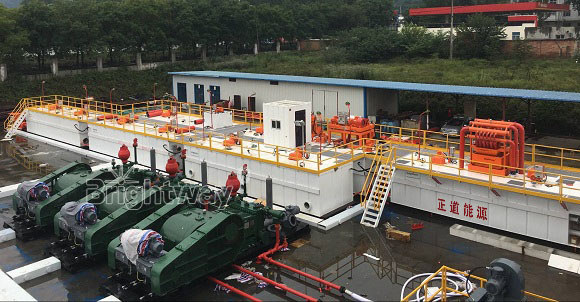 Shipment of ZJ50 drilling Solid Control System